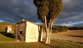 oldo oven of tuscan villa