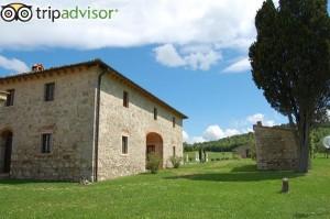 tripadvisor rewiew villa in tuscany