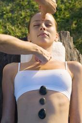 tui-na massage service in tuscan villa charm
