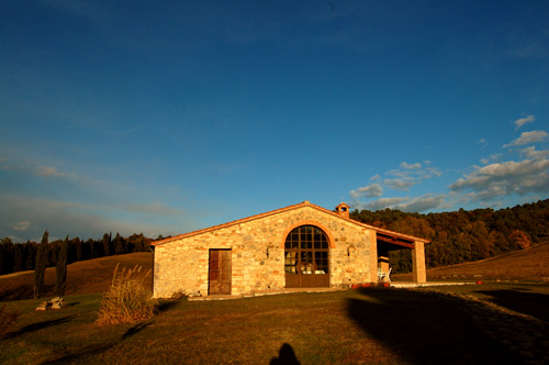 villa for rent in tuscany autumn