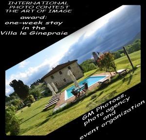award one week in may tuscan villa with swimming pool