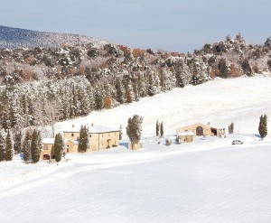 holiday home tuscany new year 2012