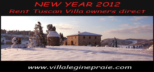 rent tuscan villa owners direct new year 2012