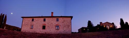 fool moon at the tuscan villa