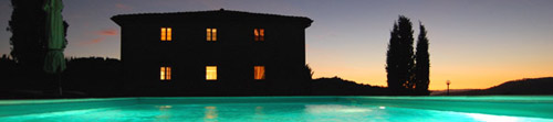 Rent Villa in Tuscany with pool