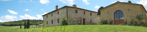 Rent villas in Tuscany