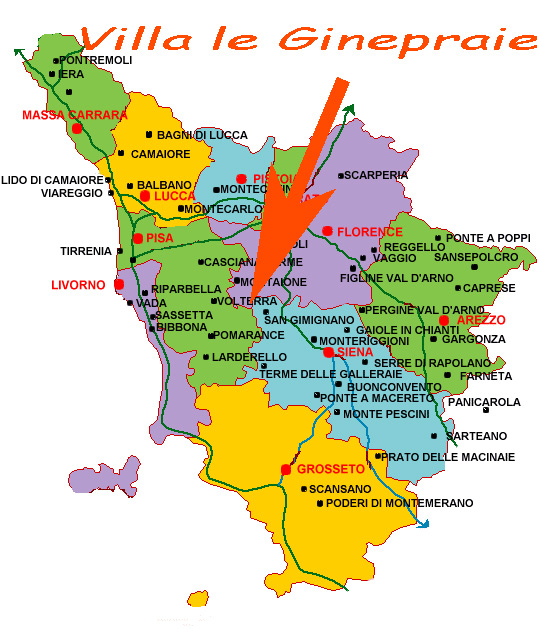 Florence Location Map on Athens Greece Villa Rentals
