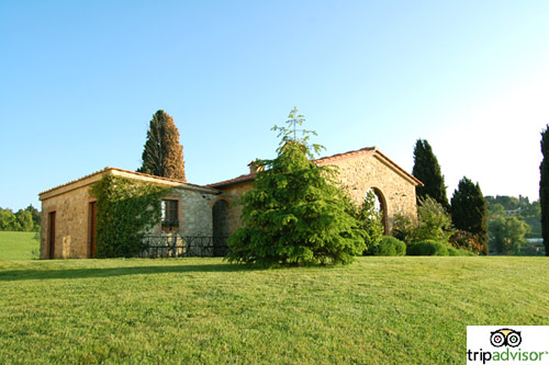 villa in Tuscany on Tripadvisor