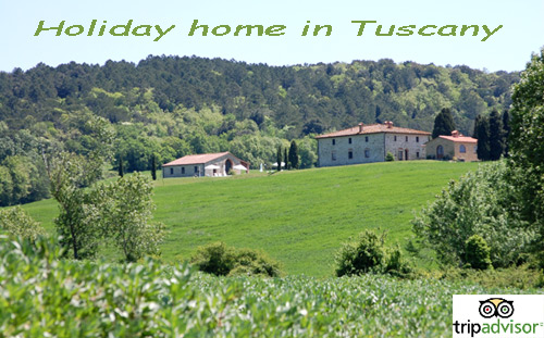 Rent Holidat apartments in Tuscany Volterra