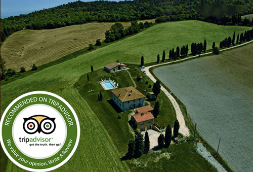 reviews rent tuscan villa september