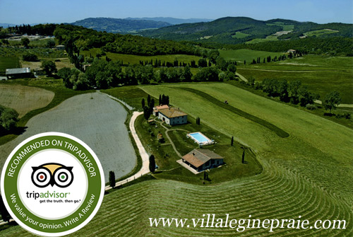 rent in may a Tuscany Villa