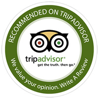 recomended on tripadvisor