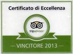 villa le Ginepraie excellence 2013
