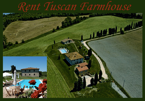 rent cottage in tuscany