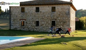 yoga retreat in a tuscan villa