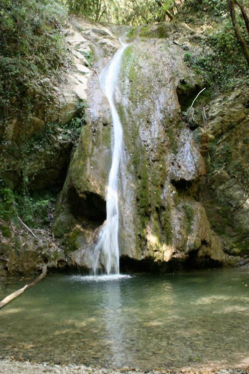 tuscan river ghiaccione