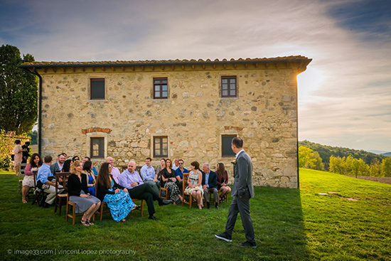 Tuscan villa for weddings