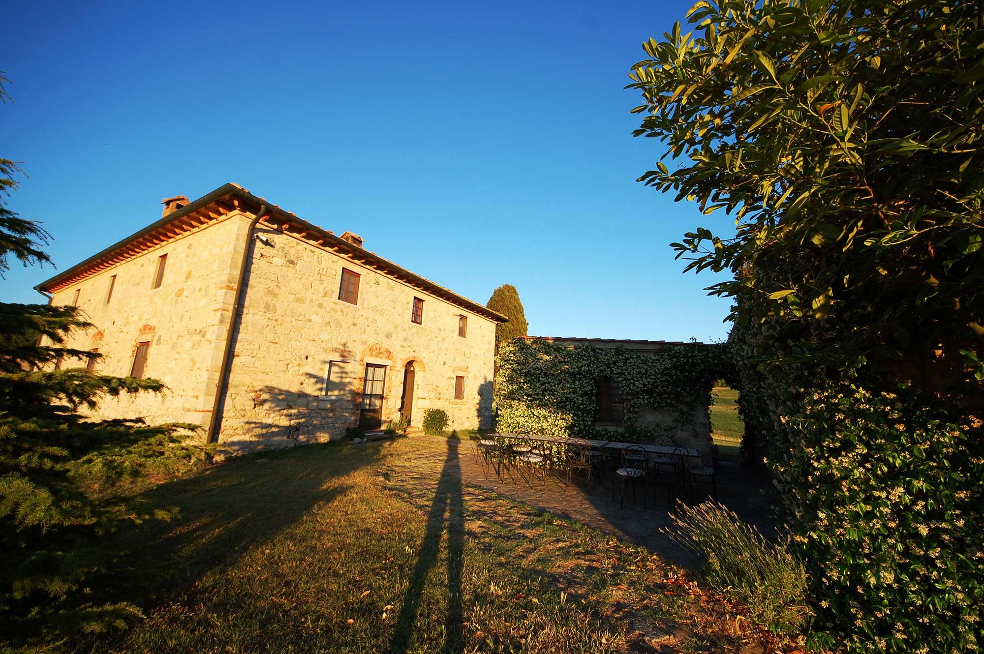 tuscany villa 2 weeks