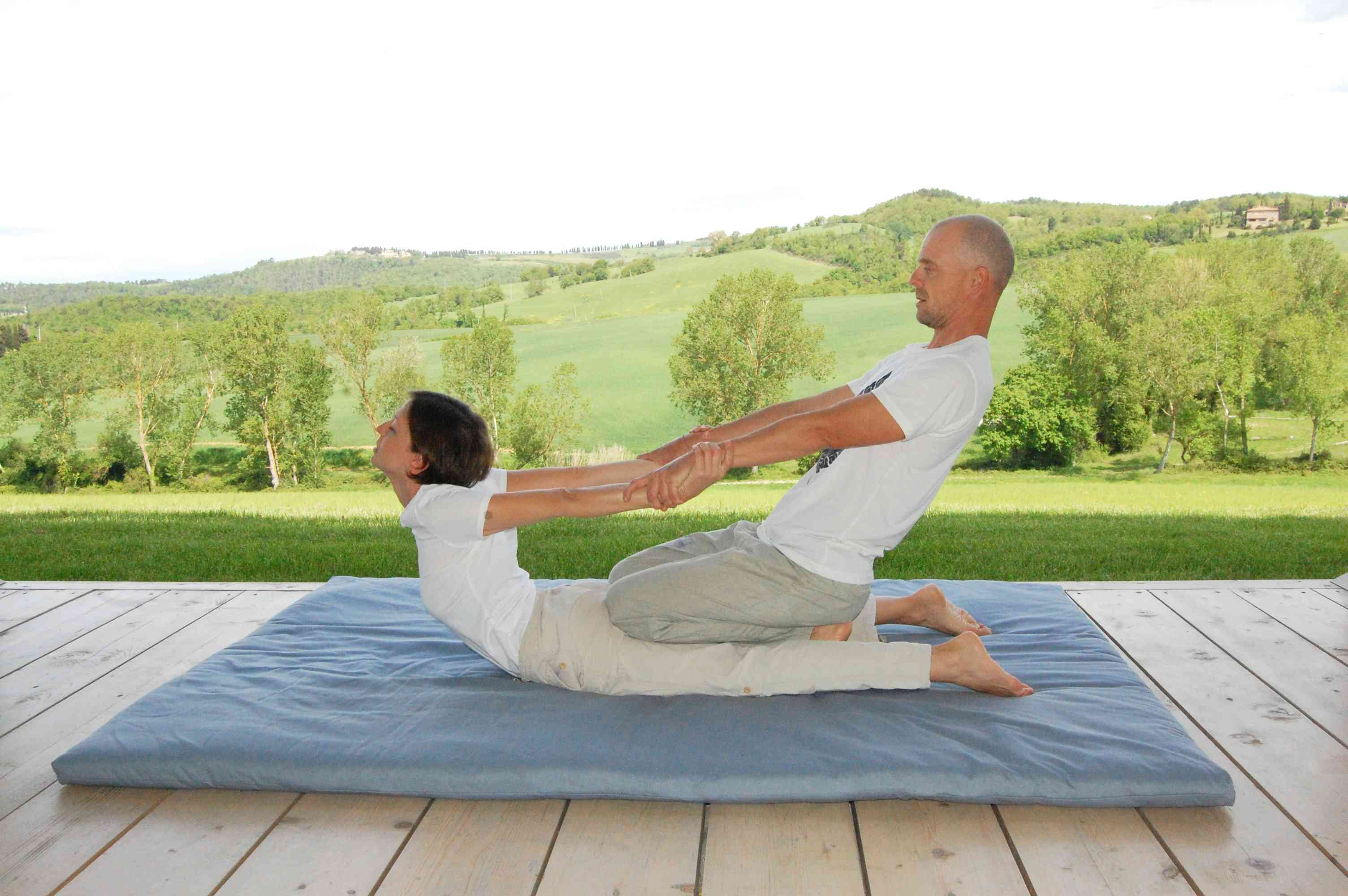 thai massage in villa