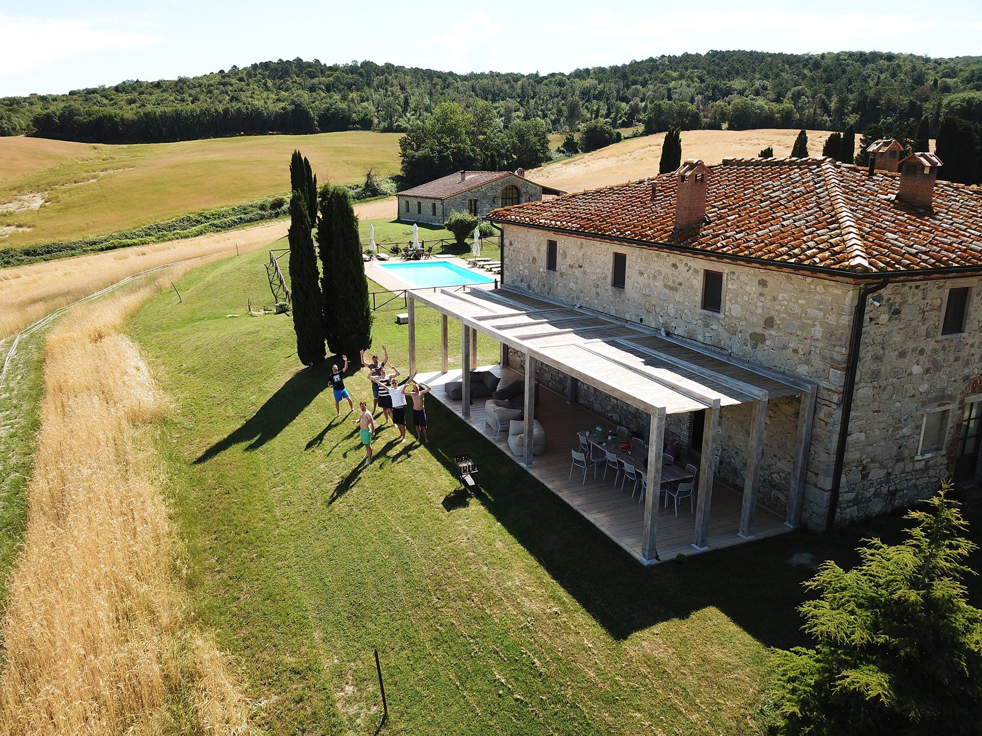 Rent Tuscany Villa