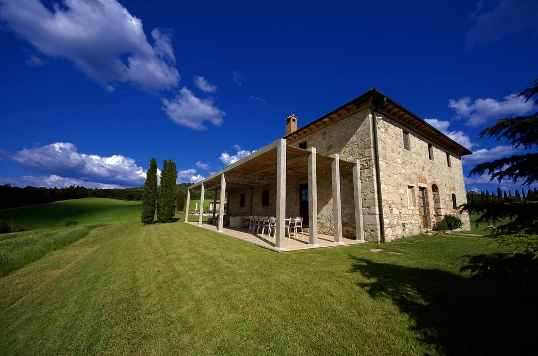 Rental in Tuscany exclusive villa